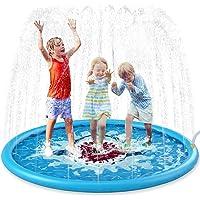 Jasonwell Sprinkle & Splash Play Mat 68-inch Sprinkler Deals