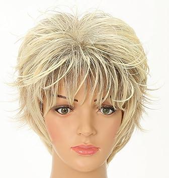 Mode Flauschige T Farbe Kurze Haare Damen Amazonde Sport