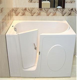 Duschbadewanne mit tür  Senioren Dusche Sitzbadewanne Sitzwanne Duschbadewanne mit Tür ...