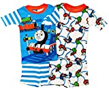 Thomas The Tank Engine Little Boys Toddler 4 Pc Cotton Pajama Set