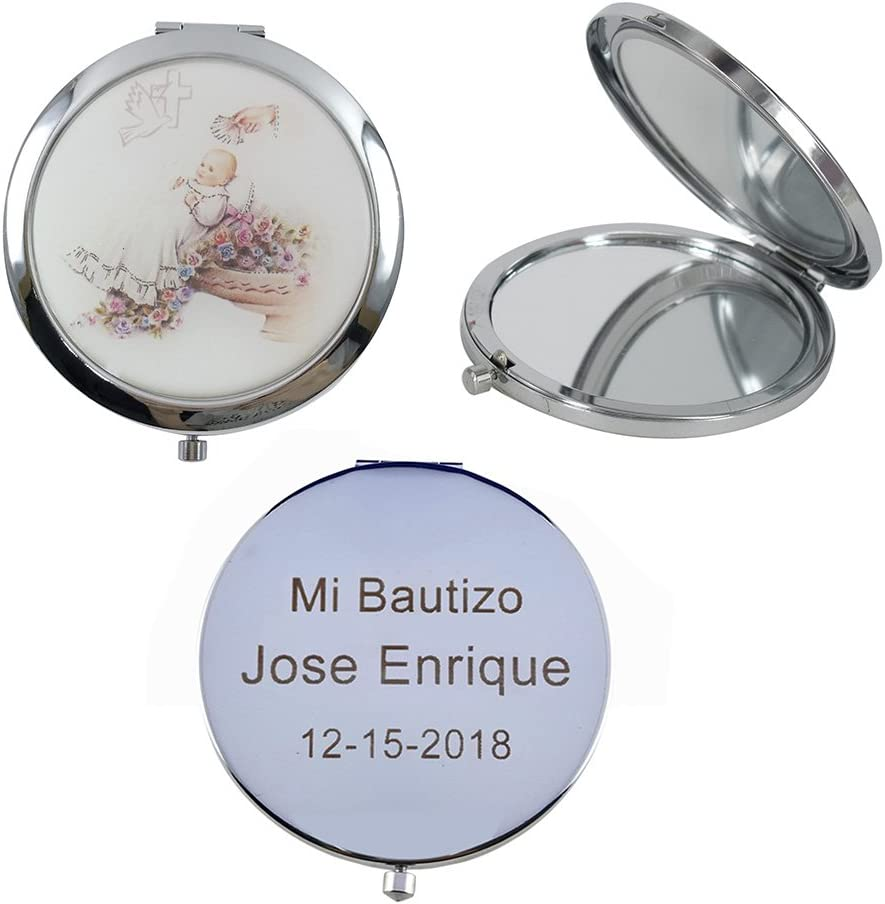 Compact Mirrors Guardian Angel