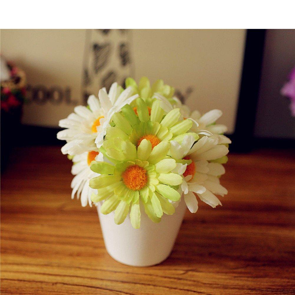 美しい人工花キット/ホーム装飾花 WANG B073JGGG5P B