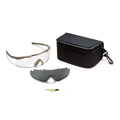 Smith Optics Elite Aegis Arc Compact Eyeshield Field Kit