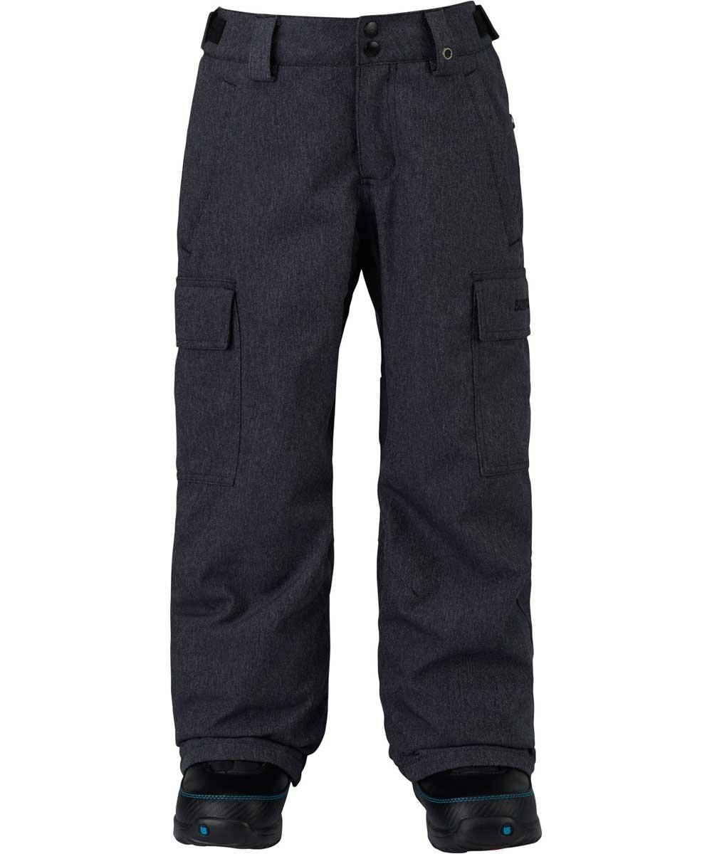 Burton Exile Cargo, Pantaloni da Snowboard Unisex Bambini 11589102401