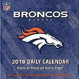 NFL Denver Broncos Desk Calendar