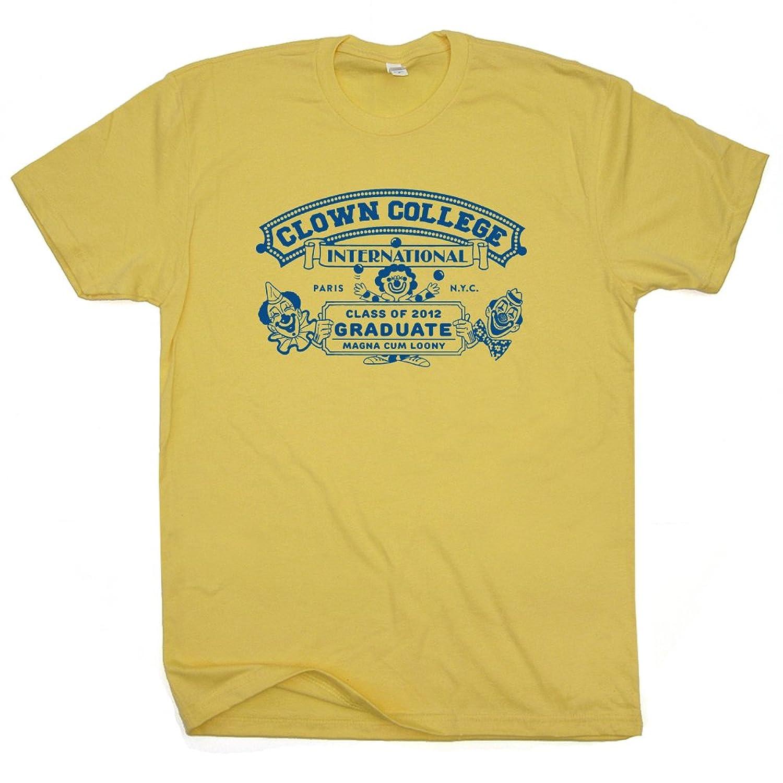 Excellent Amazon.com: Clown College T Shirts Vintage Paris France Circus Tee  OJ25