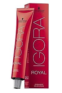 Schwarzkopf Igora Royal Permanent Hair Color 7-1 Medium Blonde Cendre