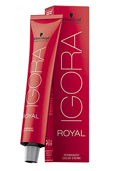 Amazon Schwarzkopf Igora Royal Permanent Hair Color 4 0