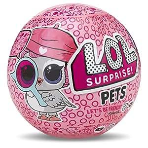 L.O.L. Surprise! - Pets Serie Espía Mascota, 7 Sorpresas (MGA Entertainment)