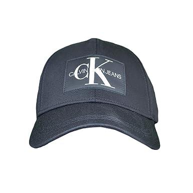 Calvin Klein Jeans - Gorra de béisbol - para Hombre Negro Negro (Black Beauty) Talla única: Amazon.es: Ropa y accesorios