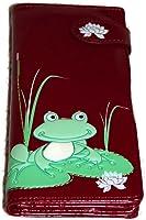 Shagwear Frog Prince Wallet Red