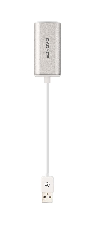 CADYCE CA-U2E USB to Ethernet Adapter