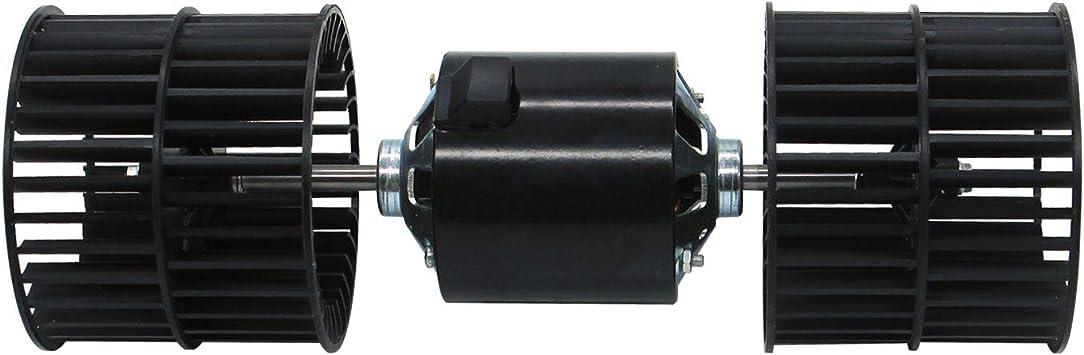 Disenparts Fan Motor Heater Blower Motor Heavy Duty 7010163 for Bobcat Skid Steer Loader S160 S175 S185 S205 S220 S250 S300 S510 S530 S550 S570 S590 S770 S850 A300 A770 T550 T590 T630 T650 T750