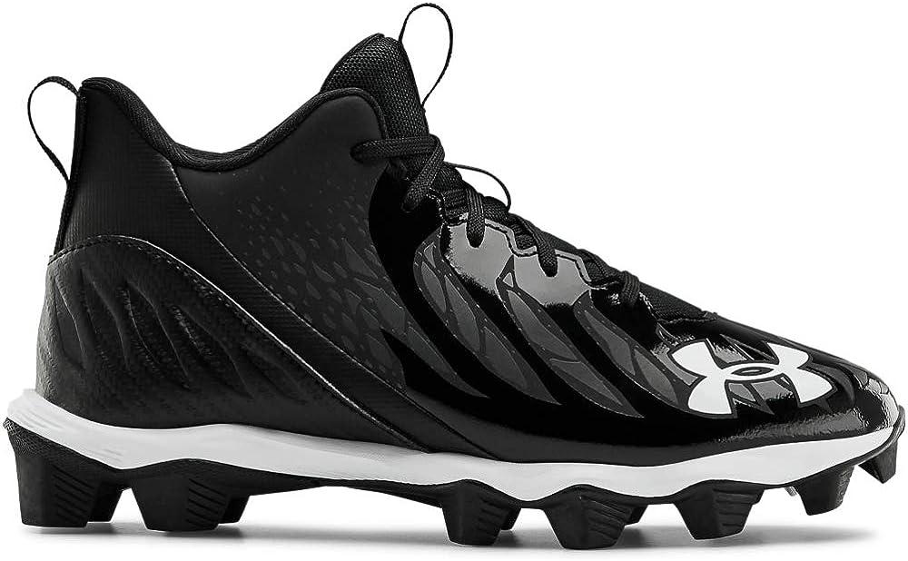 Under Armour Kids Spotlight Franchise Rm Jr Football Shoe