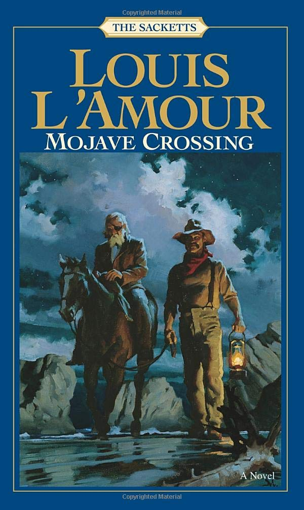 Download Mojave Crossing The Sacketts 9 By Louis Lamour
