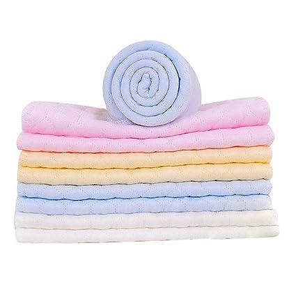 Dehang - (Pack de 9) Forros de Pañales de tela Cambiadores antibacterianos súper absorbentes