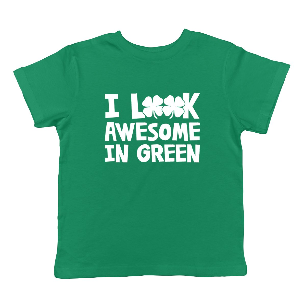 SpiritForged Apparel I Look Awesome In Green Infant T-Shirt