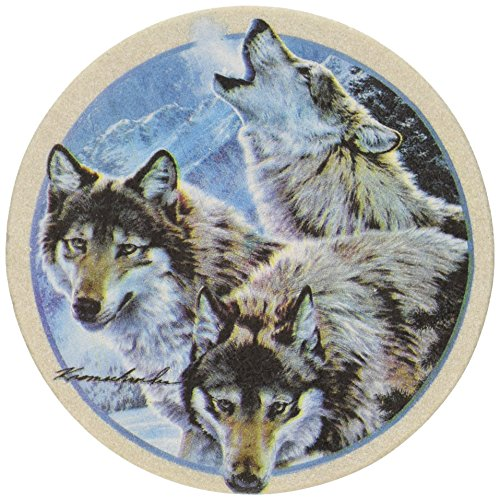 Thirstystone Drink Coaster Set, Moon Dancers by Thirstystone