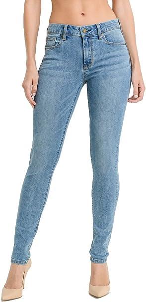 Amazon Com Just Usa Jeans Women S Medium Rise Crop Ankle Skinny Medium 10 Clothing