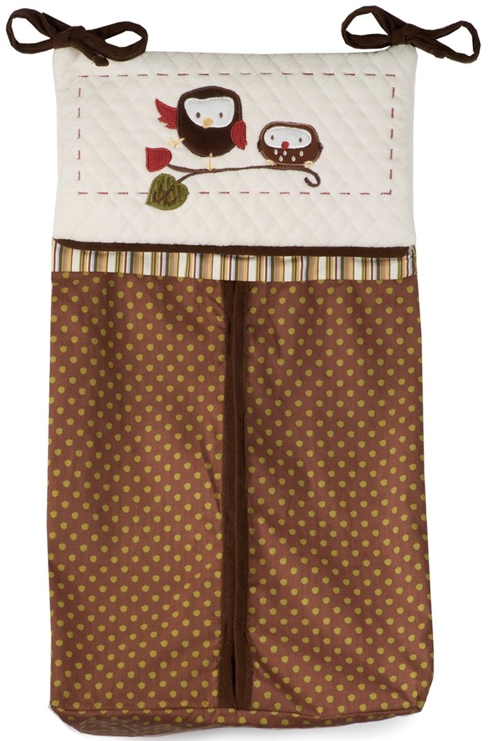 Eddie Bauer Enchanted Hollow Diaper Stacker - Brown (Discontinued by Manufacturer)