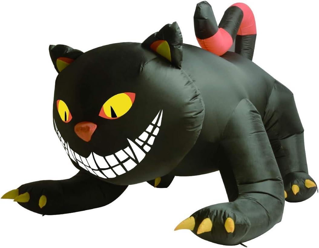 Halloween Cat Outdoor Inflatables