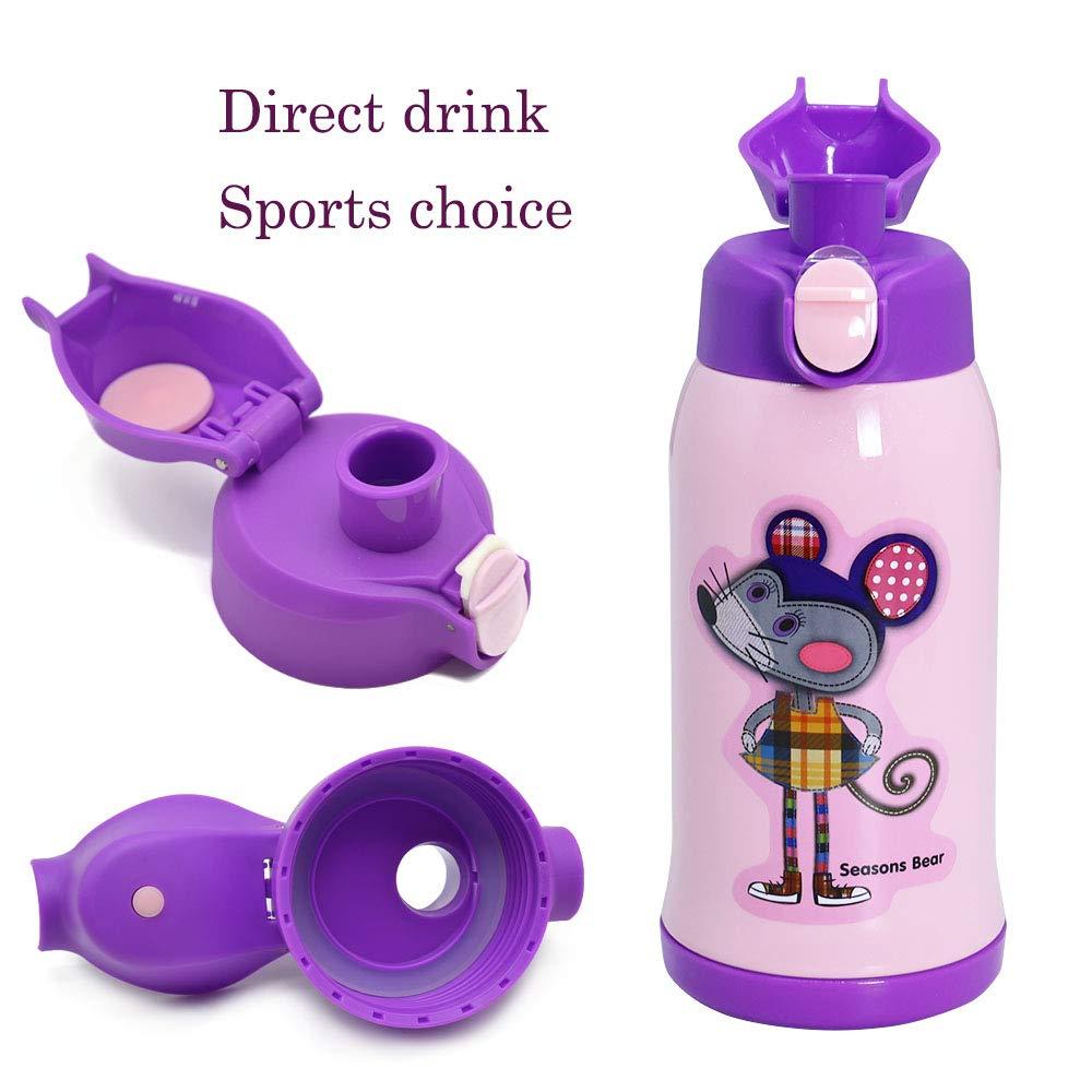 Termo Botella, Multipropósito Botella de Agua Térmica Para Niño ...