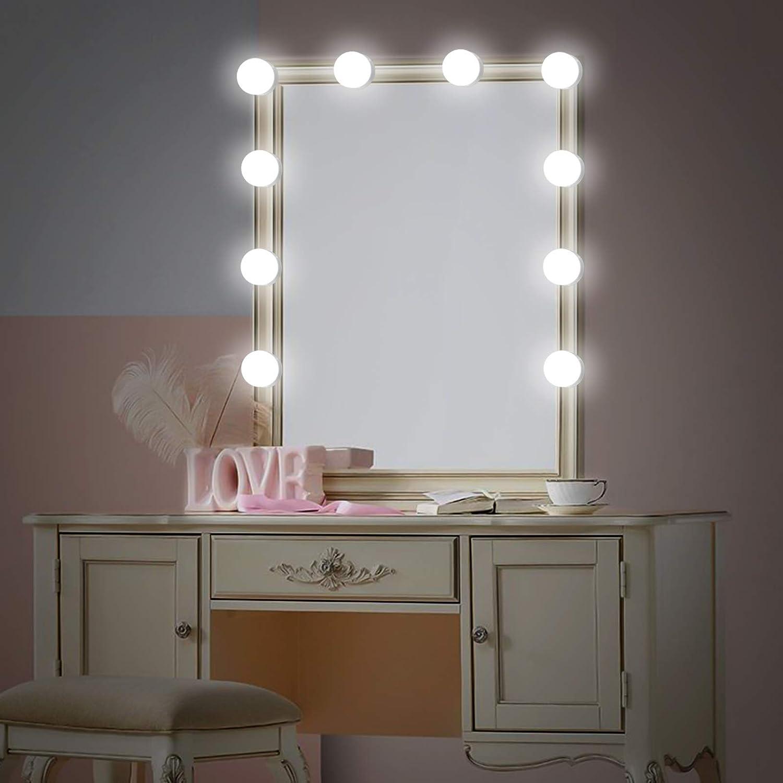 Luces de Espejo de Tocador para el Baño del Dormitorio con ...