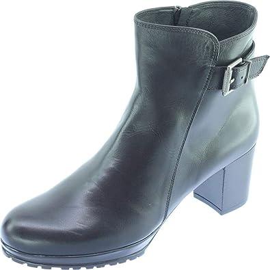 Boots Crantée PLUMERS TERANOVAS Plateforme Semelle qSzVGpUM