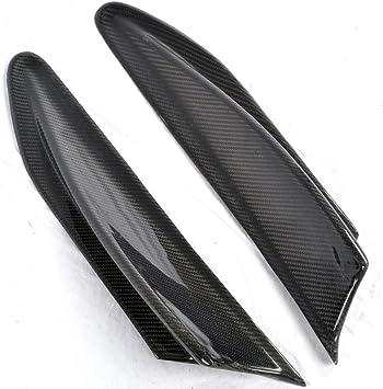 Carbon Fiber Fender Aero Fin Trim Fit For Toyota GT86 FT86 Scion FRS Subaru BRZ