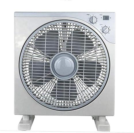 WSHZ Ventiladores de Ventana, Ventiladores personales, configuración de Velocidad 4X, con Salida de Alta Velocidad, para el hogar,12inch: Amazon.es: Deportes y aire libre