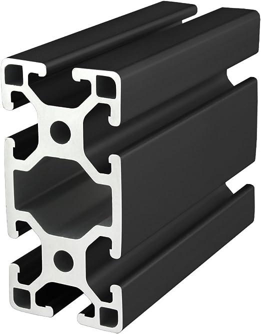 Alu Profile 40 x 80 Slot 10 Easy-Bosch-Grid-Aluminium Profile Anodized