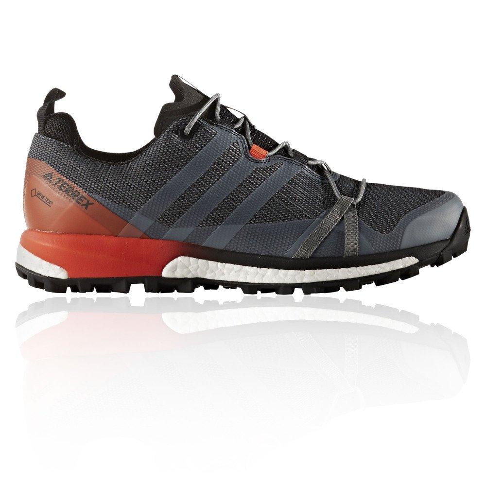 Adidas Terrex Agravic GTX, Zapatillas de Senderismo para Hombre 46 2/3 EU|Varios Colores (Grivis / Negbas / Energi)