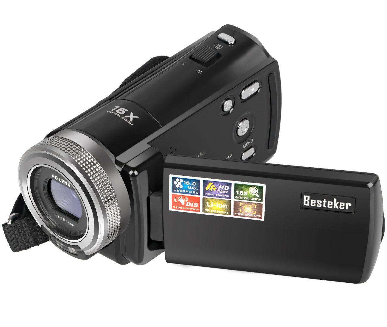 Top 10 Best Digital Camcorder (2020 Reviews & Buying Guide) 9