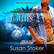 Justice for Erin: Badge of Honor: Texas Heroes, Book 9 | Susan Stoker