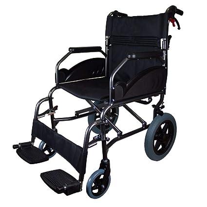 Mobiclinic Silla de Ruedas | De Paseo | Plegables | Manual | Silla de ruedes para Mayores | Respaldo abatible | para discapacitados | Ligera | Mod. ...