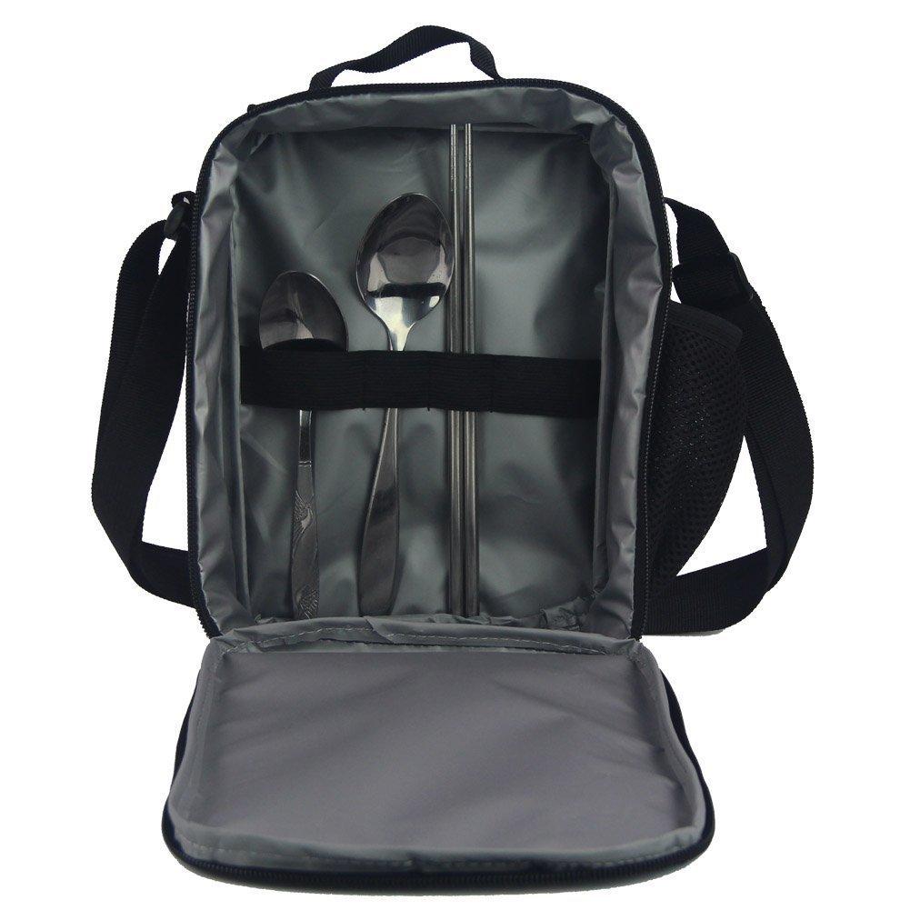 HUGS IDEA 2 Piece 3D Dinosaur Backpack Set Boys School Bag Bookbag with Lunch Bag by HUGS IDEA (Image #6)