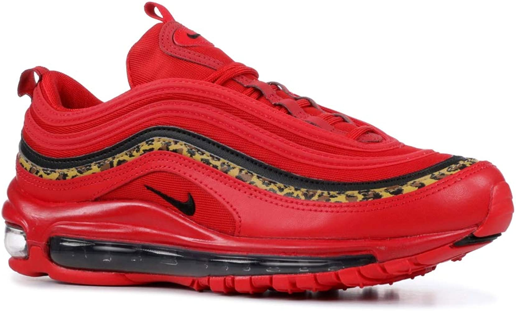 Nike WMNS Air Max 97 Bv6113-600, Baskets Femme, Rouge (Red ...