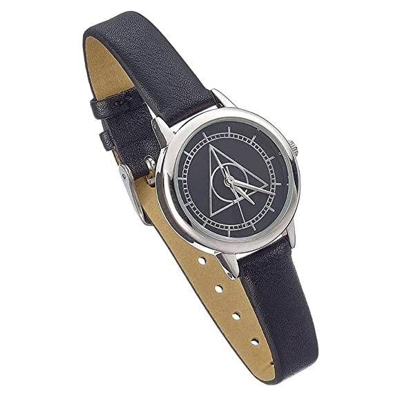 Reloj Deathly Hallows Harry Potter 30mm: Amazon.es: Relojes
