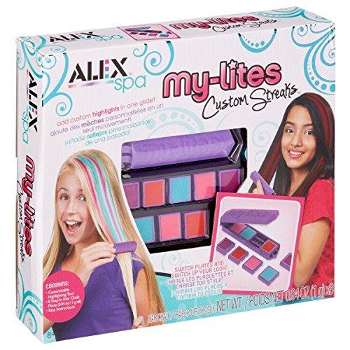 Wholesale ALEX Toys Spa My Lites Custom Hair Streaks Kit for cheap