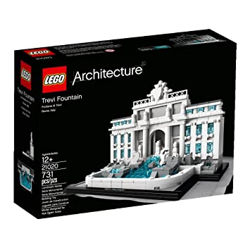 Image result for lego architecture trevi