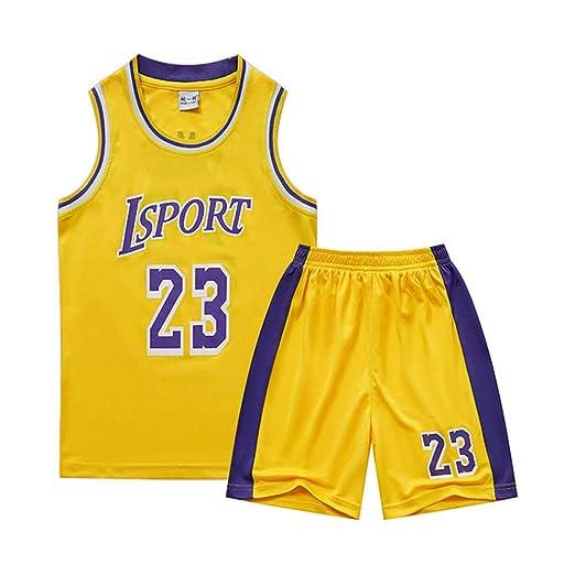 FEIF Camiseta De Baloncesto Ropa De Baloncesto NBA Pantalones ...