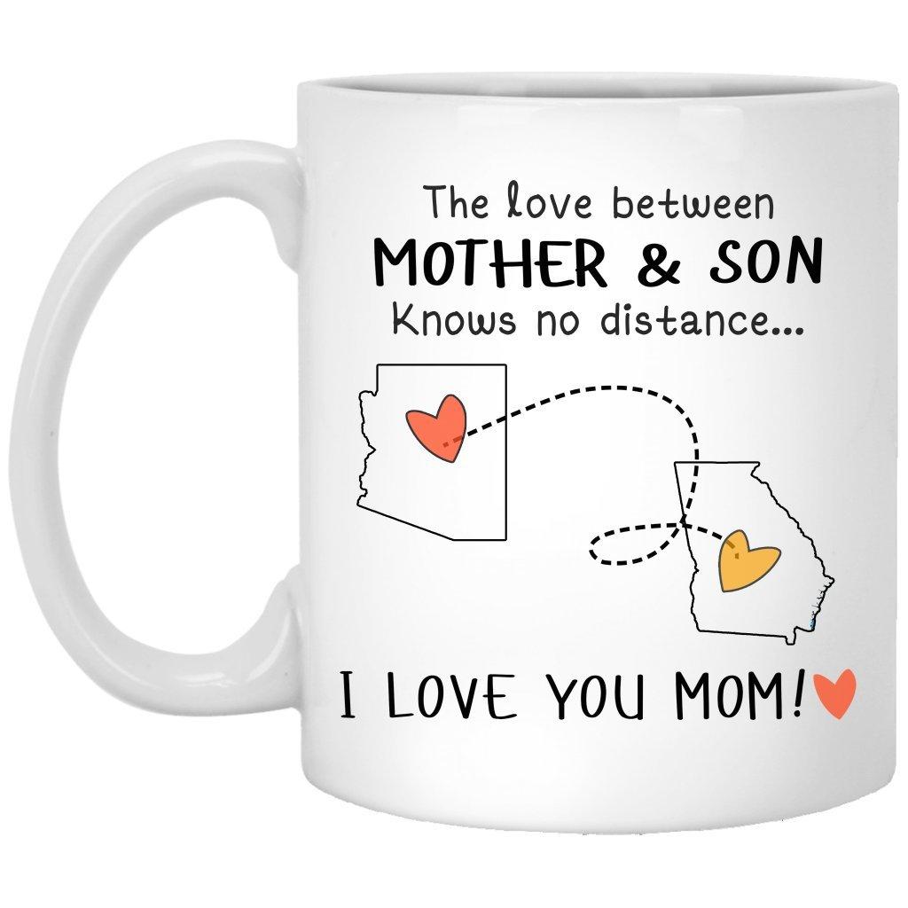 Amazon Arizona Georgia The Love Between Mother and Son