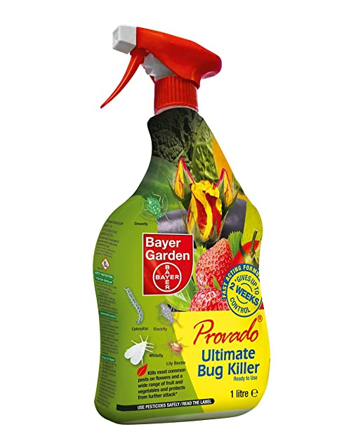 SBM Life Science Provanto Ultimate Bug Killer RTU 1L