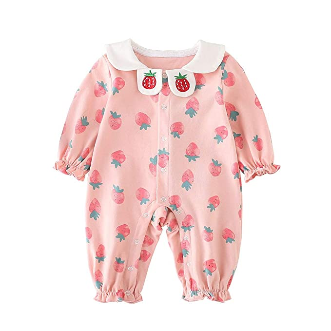 306c2182612 Amazon.com  Baby Cotton Jumpsuit