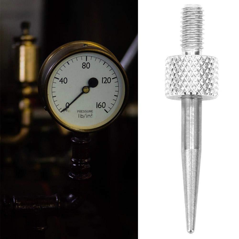 R0.4 * 13 NITRIP Universal Tungsten Steel Dial Gauge Indicator Needle Point Contact Stem Rod M2.5
