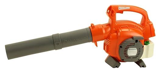 Amazoncom Husqvarna 125B Kids Toy Battery Operated Leaf Blower