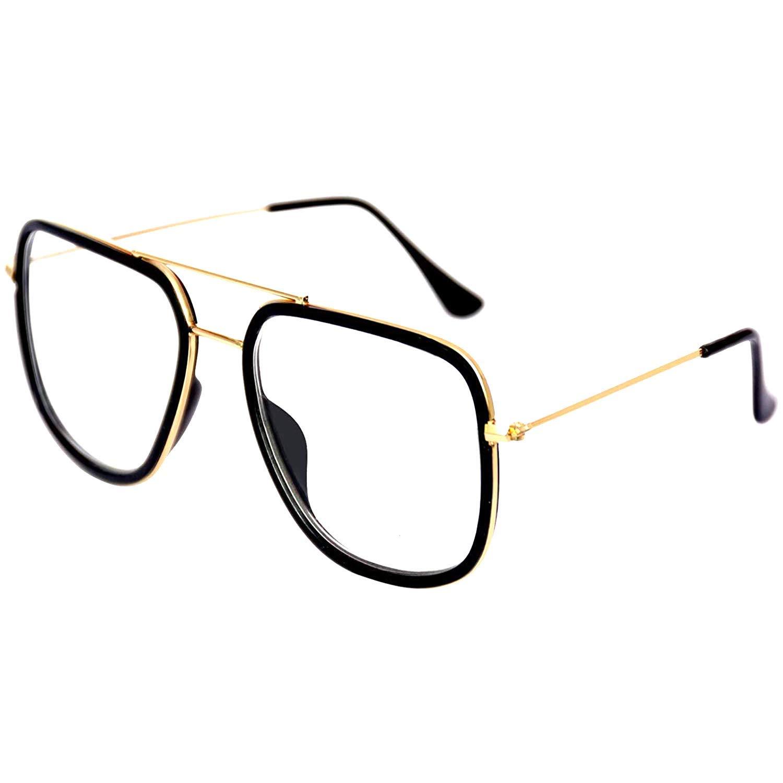 Buy Sheomy Iron Man Infinity War Men's Eyewear Frames Sunglasses/Spectacle  Frames (Transparent) at Amazon.in