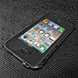 MOBPROOF The FuLL Function waterproof Case For Iphone4/4s ( Black )