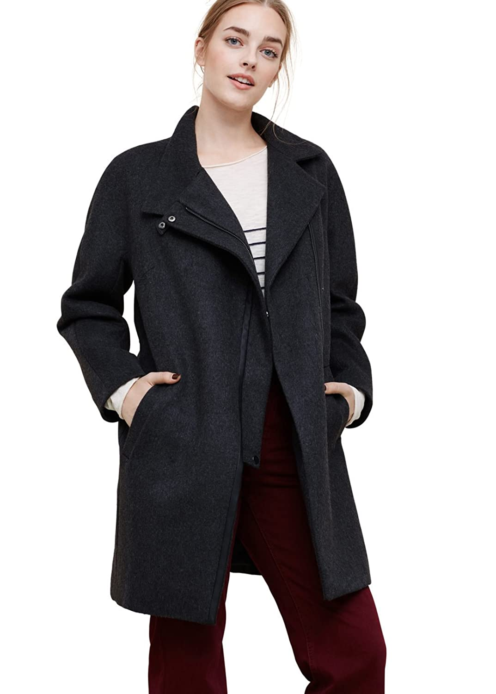 VIOLETA (Plus Size) - Lässiger Mäntel oversize-mantel