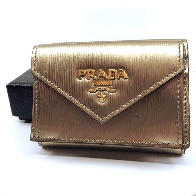 5a886d6e76b97b Prada Portafoglio Verticale Cipria Mordore Vitello Move Leather ...